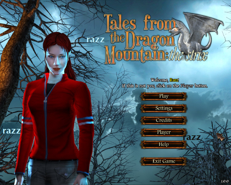 Tales From The Dragon Mountain The Strix version officielle Big Fish[FR]