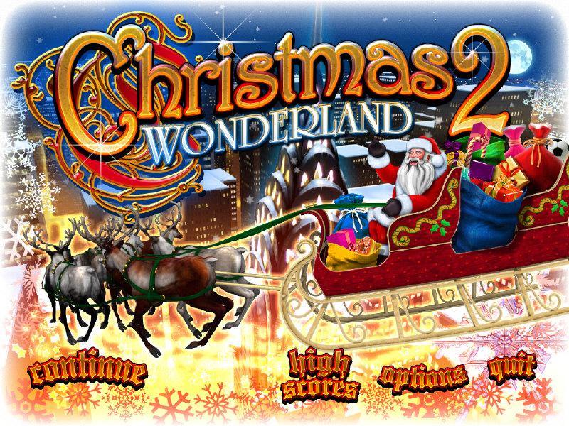 Christmas Wonderland 2 | Snowangel Games